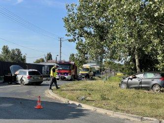 Groźny wypadek w Piotrkowie