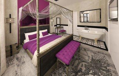 Trwa remont w hotelu Podklasztorze