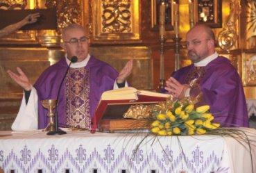 Ojciec Lemiesz podziękował za krzyż, chorobę i modlitwę