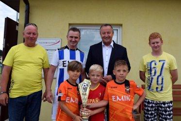 Wolbórz: Zakończono rozgrywki amatorskiej ligi piłki nożnej