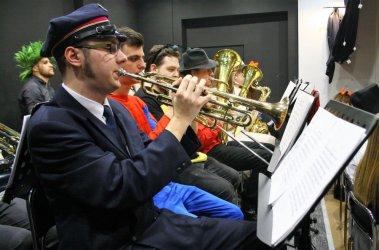 Miejska Orkiestra Dęta w roli głównej