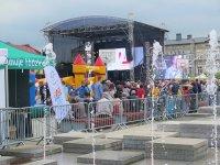 Dni Otwartych Funduszy Europejskich W Tomaszowie. Na scenie Samokhin Band i IRA