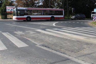 Kostka brukowa zamiast asfaltu na skrzyżowaniu w Piotrkowie?