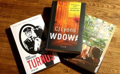 Książka na weekend – Bestsellerowy thriller CJ Lyons już w Polsce