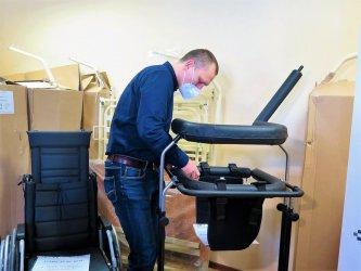 Niepełnosprawni bezpłatnie wypożyczą sprzęt w Piotrkowie