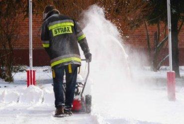 Kogo zima zaskoczyła w styczniu?