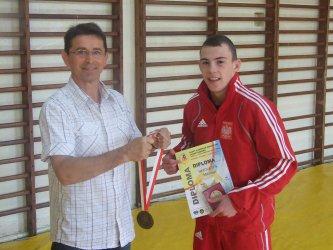 Mateusz Bernatek mistrzem Europy!!!!