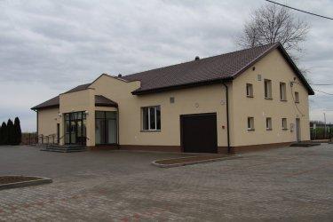 Dom Ludowy w Oprzężowie po remoncie