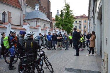 CIT zaprasza na kolejną edycję rowerowej gry miejskiej