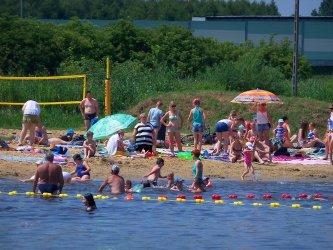 Kilka kąpielisk bez badań wody