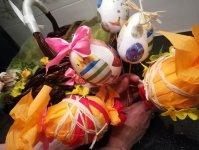 Wielkanocne warsztaty w Kacprowie
