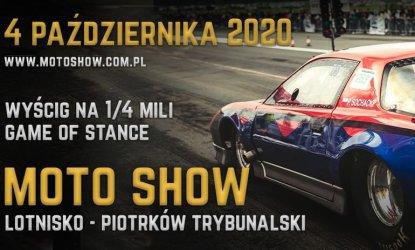 Wielkie Moto Show na lotnisku w Piotrkowie
