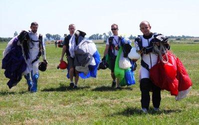 Fly Fest na lotnisku - dzień pierwszy [WIĘCEJ ZDJĘĆ]