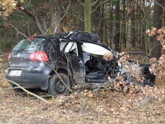 Powiat bełchatowski: Tragiczny wypadek w Osinach