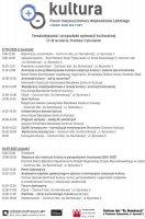 Pierwsze w województwie łódzkim Forum Kultury