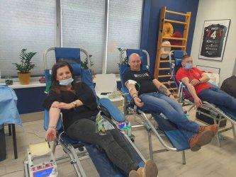 Sukces zbiórki krwi w Wolborzu