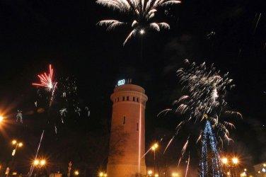 W Piotrkowie będzie pokaz fajerwerków