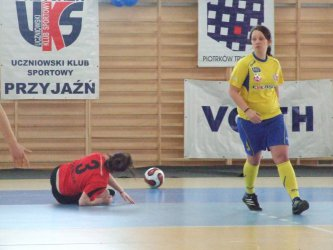 Tuszyn najlepszy w turnieju