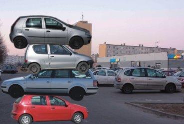 Wielopoziomowy parking przy Merkurym czy w pobliżu Hali Targowej?
