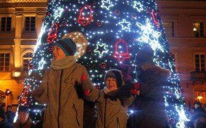 W niedzielę rozbłysną świąteczne iluminacje