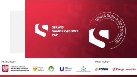 """Serwis Samorządowy PAP ogłosi wyniki Rankingu """"Gmina dobra do życia"""""""