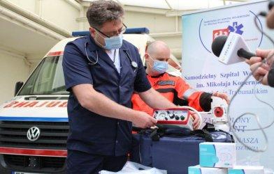 Nowe respiratory dla szpitala