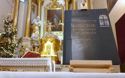 Ukazała się monografia kościoła św. Jacka i św. Doroty