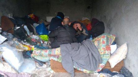 Pamiętajmy o bezdomnych podczas zimy