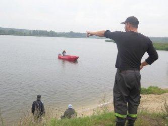 Grabica: wszedł do wody i nie wypłynął, szukali go strażacy [Aktualizacja]