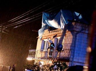 Region: Nawałnica zrywała dachy