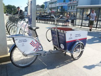 Piotrków na 37. miejscu Rankingu Systemów Rowerów Miejskich