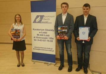 Uczniowie z Piotrkowa wśród laureatów Wojewódzkich Konkursów Przedmiotowych