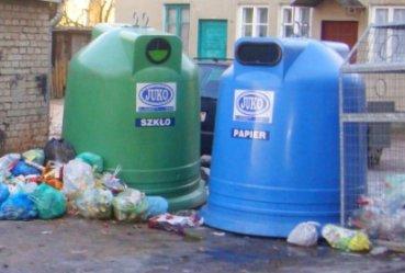 Jak to jest z tymi dużymi odpadami?