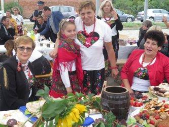 Mieszkańcy z gminy Moszczenica świętowali
