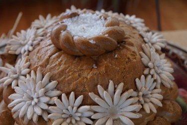 Święto chleba w gminie Grabica