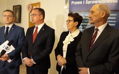 PiS chce zdobyć władzę w Piotrkowie, powiecie i województwie