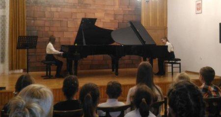 Kolejny koncert uczniów w PSM