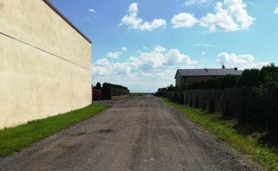 Gmina Wola Krzysztoporska: Dofinansowanie na drogę w Gomulinie