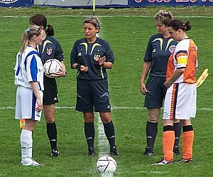 Nie będzie kobiecego zespołu piłki nożnej