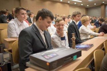 Uczniowie Gimnazjum nr 5 najlepsi w konkursie matematycznym Uniwersytetu Łódzkiego