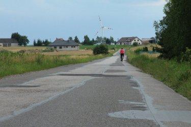 Jak nazwać ulicę w Bujnach?
