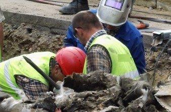 Pracownicy Piotrkowskich Wodociągów bardziej czujni zimą