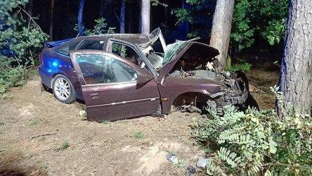 Groźny wypadek w Lipiankach