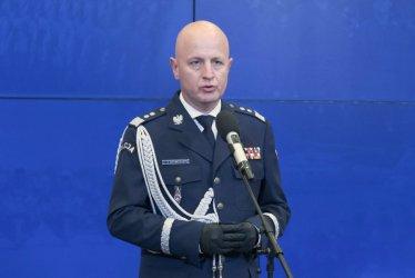 Komendant Główny Policji pozywa B. Sienkiewicza za naruszenie dobrego imienia formacji