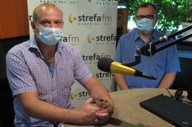 """Były szef interny w Piotrkowie chory na COVID-19. """"Wierzcie mi, ten wirus to nie ściema!"""""""