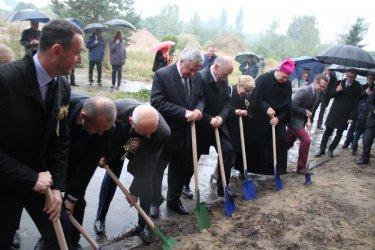 Inauguracja Moszczenickich Terenów Inwestycyjnych
