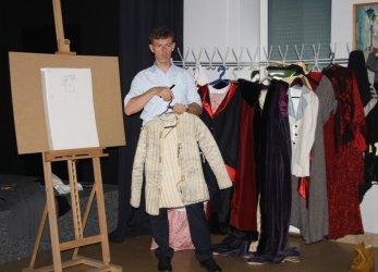 Moda przez wieki – zorganizują pokaz