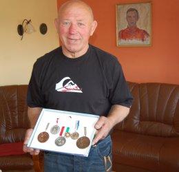 Kwieciński - z Syberii przez Piotrków po medale