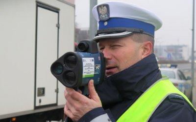 Pędził obwodnicą prawie 300 km/h