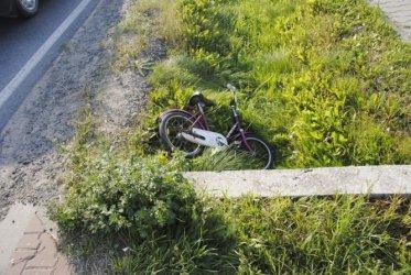 9-letnia dziewczynka ranna w wypadku